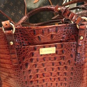 Authentic Brahmin bag